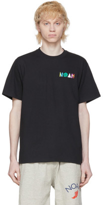 Noah NYC Black More Core T-Shirt