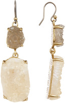 Lucky Brand Druzy Statement Earrings