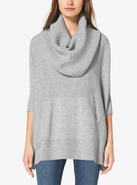 Michael Kors Cashmere Cowl-Neck Sweater