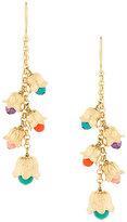 Aurelie Bidermann beaded drop earrings