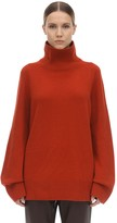 The Row Wool & Cashmere Knit Sweater