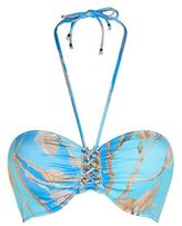 Gottex Capri Bandeau Bikini Top
