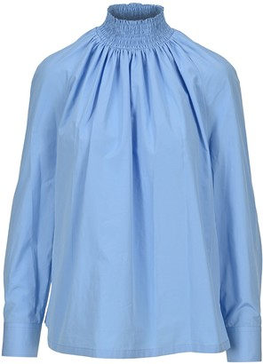Prada Turtle Neck Blouse
