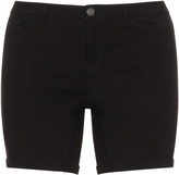 Junarose Plus Size Slim fit denim shorts