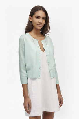 French Connection Spring Bambino Cropped Cardigan