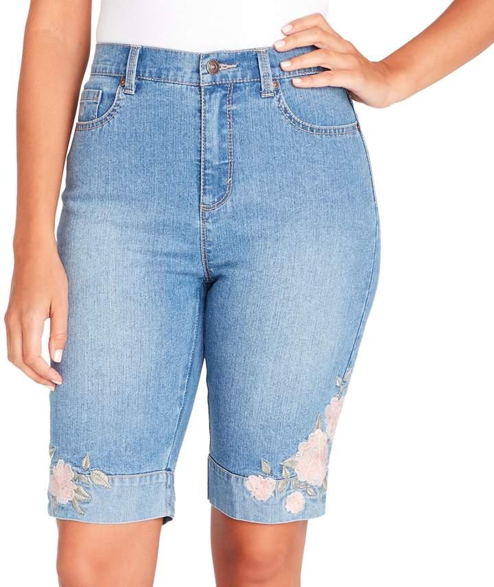 5aeb038cfa Gloria Vanderbilt Bermuda Shorts - ShopStyle