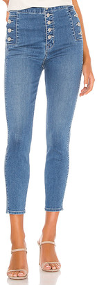 J Brand Natasha Sky High Crop Skinny. - size 23 (also