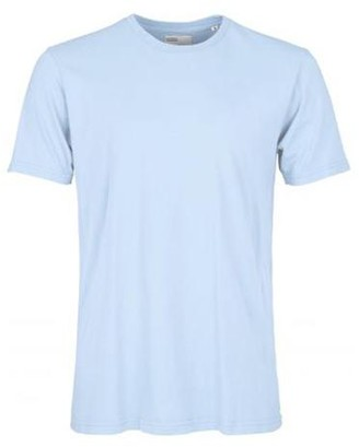 Colorful Standard - Polar Blue Classic Organic Tee - XS