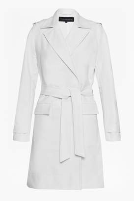 French Connection Lesley Cotton Oversized Trench Coat