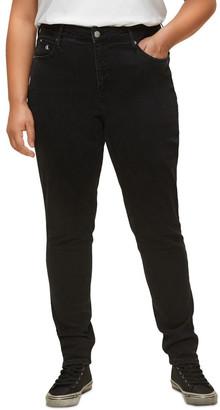 Calvin Klein Jeans Inclusive High Rise Skinny