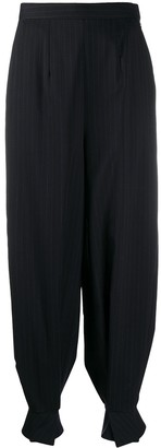 Enfold Pinstripe Trousers