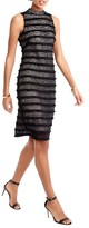 J.Crew Petite Women's Fringy Lace Sheath Dress