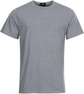 APC T-Shirt Blue Stripe COCAI H26420 IAA