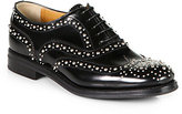 Church's Burwood Studded Leather Lace-Up Oxfords