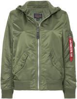Alpha Industries (アルファ インダストリーズ) - Alpha Industries Natus jacket