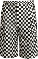 Givenchy Checked shell shorts