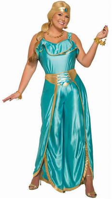 BuySeasons Women Harem Girl Plus Adult Costume