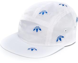 Adidas Originals By Alexander Wang embroidered Trefoil cap