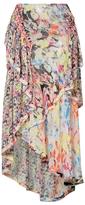 Jason Wu Print Silk Chiffon Skirt