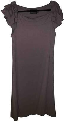 Cynthia Rowley \N Khaki Cotton Dress for Women