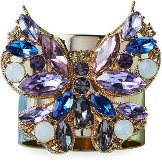 Joanna Buchanan Jeweled Butterfly Napkin Rings, Set of 2