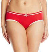 Tommy Hilfiger Women's Modal Hipster With Lace