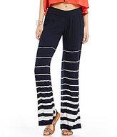 Billabong Turn To Me Striped Woven Wide Leg Pants