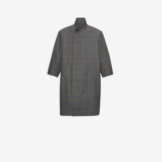 Balenciaga Flap Coat