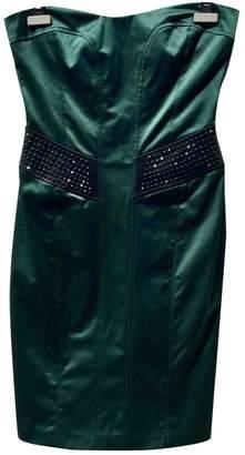 Gianni Versace Green Dress for Women