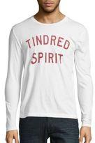 Long-Sleeve Cotton T-Shirt