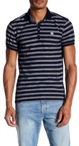 Scotch & Soda Amsterdams Blauw Polo