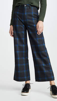 ROLLA'S Old Mate Check Pants