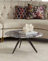 Arteriors Charlotte Agate Coffee Table