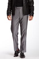 """Louis Raphael Comfort Stretch Herringbone Pant - 30-34\"""" Inseam"""