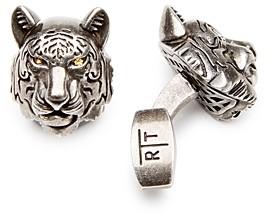 Tateossian Men's Tiger Cufflinks