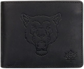 Hanson Karla RFID-Blocking Leather Big Cat Wallet