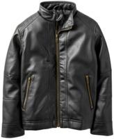 Crazy 8 Faux Leather Jacket