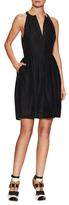 Cynthia Steffe Judith Racerfront Sleevless Dress