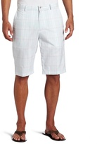 Calvin Klein Sportswear Men's Fine Line Plaid Short