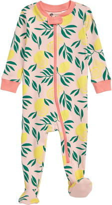 Tucker + Tate Print Fitted One-Piece Pajamas