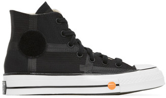Converse Black Rokit Edition Chuck 70 High Sneakers