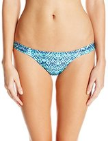 Sofia by Vix Women's Laguna Long Tie Side Bikini Bottom