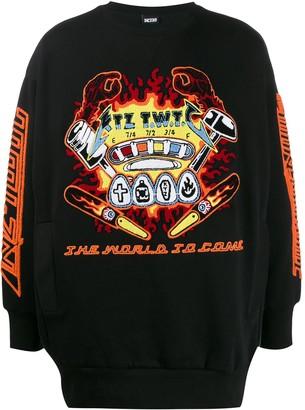Kokon To Zai The World to Come sweatshirt