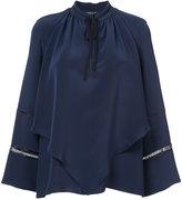 Derek Lam pussy bow fastening blouse - women - Silk - 36
