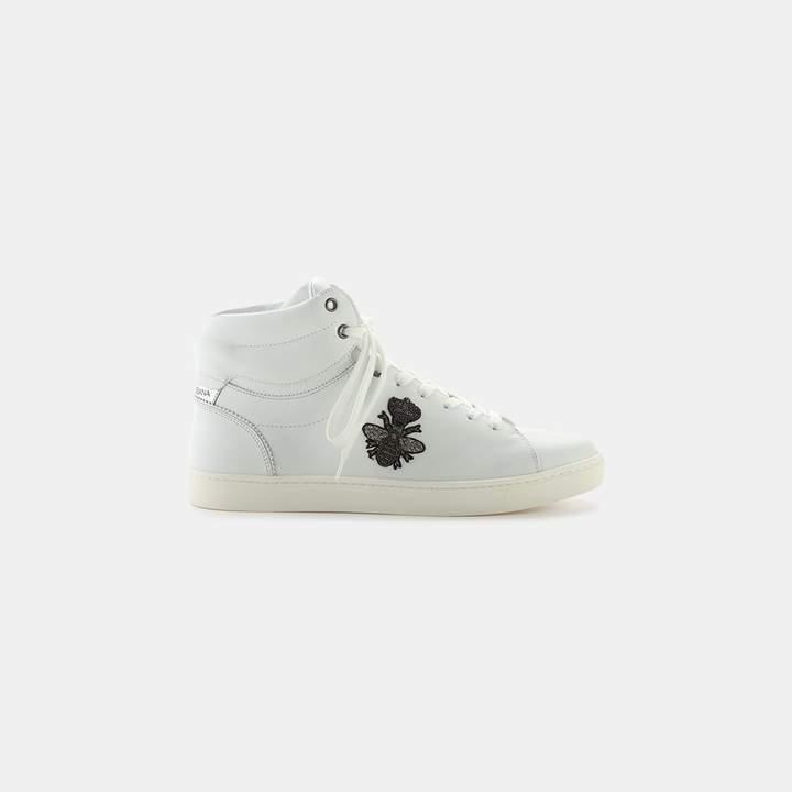 Dolce & Gabbana CS1476 AB731 8B441 High Top Sneaker