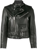 Balenciaga - veste de moto Scarf
