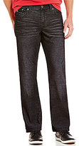 True Religion Ricky Straight Leg Corduroy Jeans