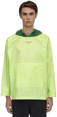 Drole De Monsieur Nfpm Waterproof Anorak Jacket