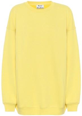Acne Studios Cotton-blend jersey sweatshirt