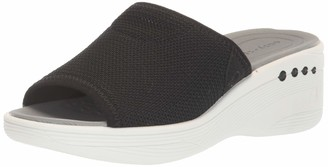 Easy Spirit Women's Brownie2 Wedge Sandal
